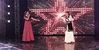 Бишкекчанки перепели знаменитую песню Алымкан — видео