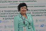 Психолог, семейный консультант Светлана Косенко во время интервью