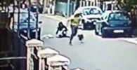 Черногория: көчөдөгү ит кызды коргоп, талоончунун азабын берди