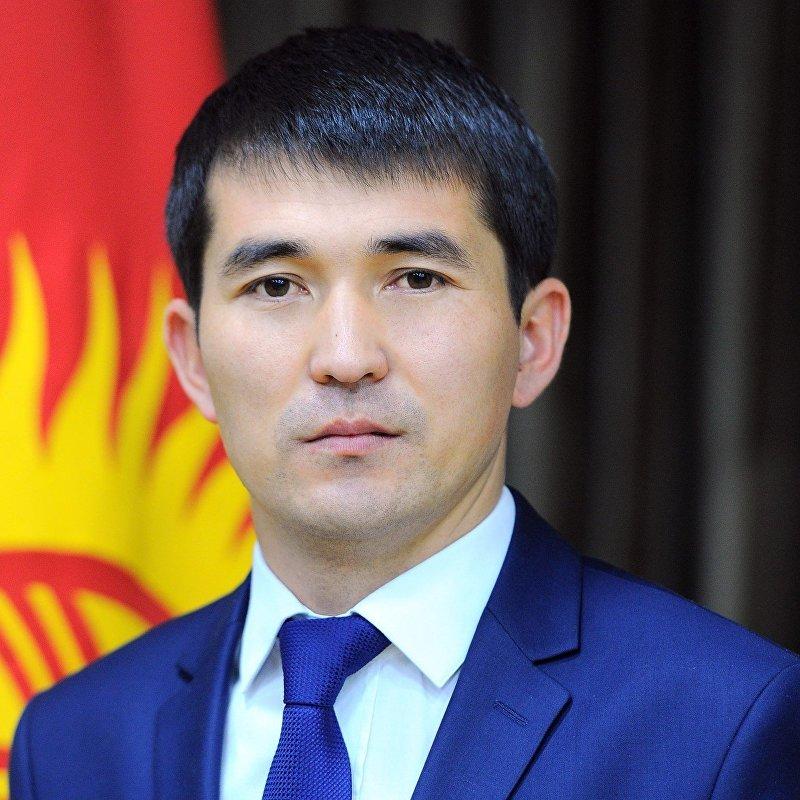 Назначенный помощником президента Кыргызской Республики Эрнист Толтоев