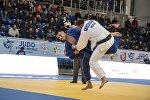 Чемпионат Кыргызстана по дзюдо