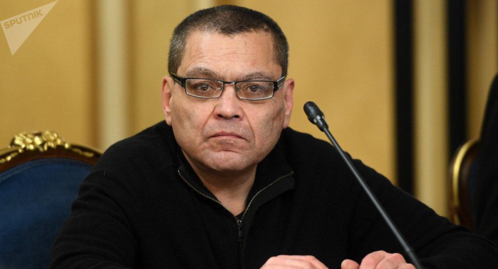 Российский журналист Андрей Бабицкий. Архивное фото