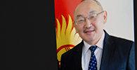 Назначенный советником президента Кыргызстана Муратбек Шайымкулов