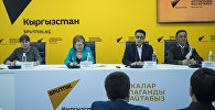 Пресс-конференция Новые законы для людей с инвалидностью. Что изменится в Кыргызстане?