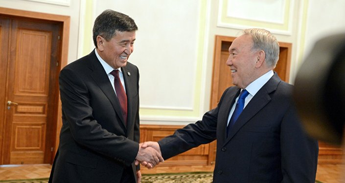Рабочий визит президента КР Сооронбая Жээнбекова в Беларусь