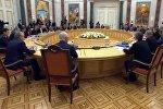 LIVE: Владимир Путин на саммите ОДКБ в Минске