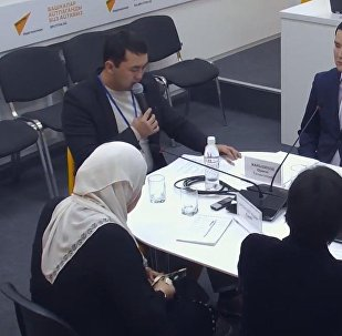 Проблему многоженства обсудили в МПЦ Sputnik Кыргызстан