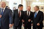Рабочий визит президента КР Сооронбая Жээнбекова в Минск