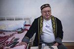 КРдин Эл артисти, театр жана кино актеру Замир Сооронбаев