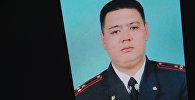 Назначенный главой ГУВД Чуйской области Нурлан Сарчаев