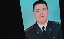 Экс-начальник ГУВД Чуйской области Нурлан Сарчаев. Архивное фото