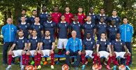 Члены сборной Франции по футболу