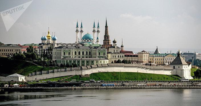 Казань шаары. Архивдик сүрөт