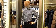 Рубашка фирмы Salvatore Ferragamo стоимостью 21 900 сомов