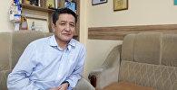 Кыргызстандык режиссер Темир Бирназаровдун архивдик сүрөтү