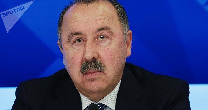 Архивное фото депутата Государственной думы РФ Валерия Газзаева