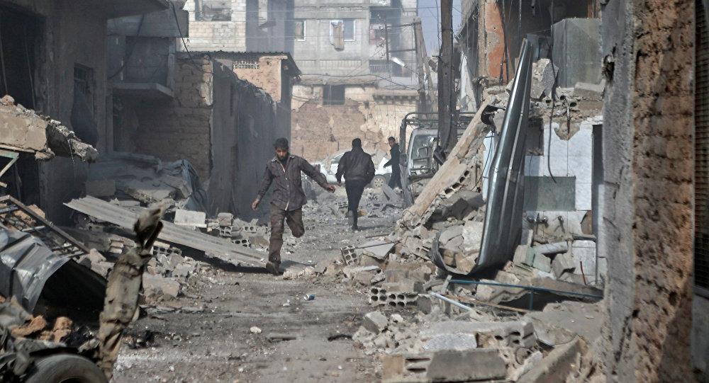 Дамаск шаары. Сирия. Архив