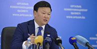 Вице-министр здравоохранения Казахстана Алексей Цой