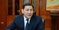 Архивное фото председателя ГКНБ КР Абдиля Сегизбаева
