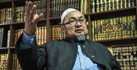 Белгилүү дин аалымы, Кыргызстандын мурунку муфтийи Чубак ажы Жалилов