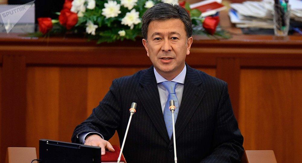 Депутат Аскарбек Шадиевдин архивдик сүрөтү