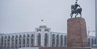 Погода в Бишкеке. Архивное фото