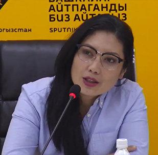 Деятельность волонтеров обсудили в МПЦ Sputnik Кыргызстан