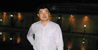 Директор компании по производству водонагревателей на солнечной энергии Алексей Тен. Архивное фото