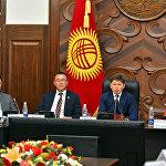 Первое заседание нового состава правительства 26 августа