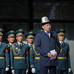 Темира Джумакадырова провожают в последний путь
