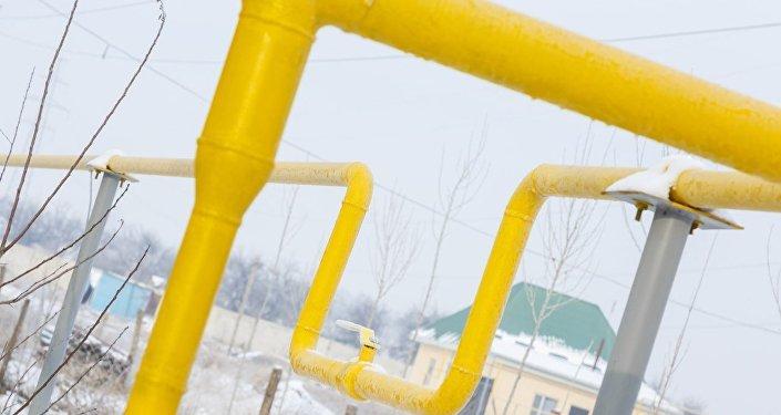 Состоялась торжественная церемония подачи газа в селе Ленинское