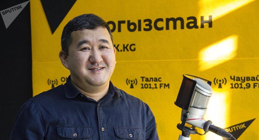 Председатель правления бизнес-ассоциации ЖИА Темирбек Ажыкулов