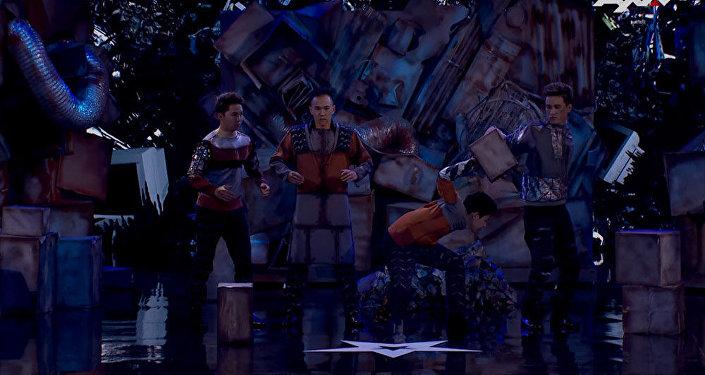 Asia's Got Talent сынагында КР бийчилери калыстар тобунун оозун ачырды