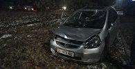 В Бишкеке на пересечении проспекта Чуй и улицы Достоевского произошло ДТП