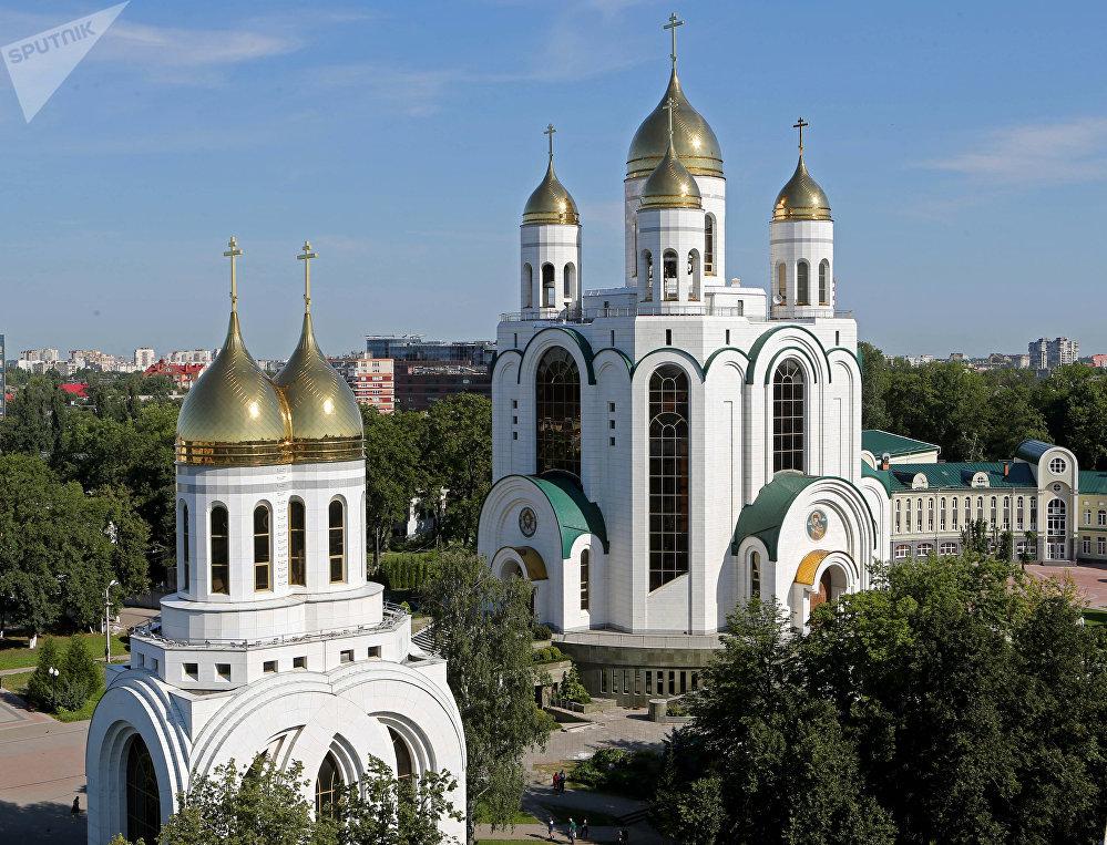 Собор Христа Спасителя — кафедральный собор. 51-метровое здание было построено в 2006 году, вмещает до 3 тысяч человек
