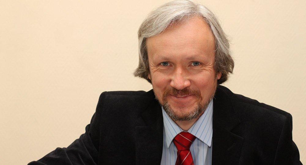 Заместитель директора Института стран СНГ Игорь Шишкин