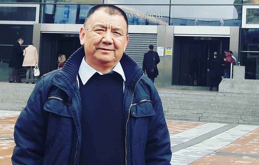 Экс-Депутат ЖК Бегалы Наргозуев