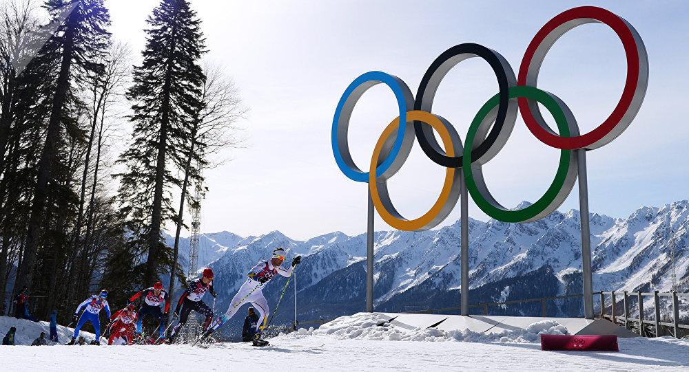 Олимпиада оюндарынын символикасы. Архив