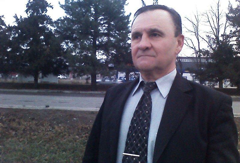 Спортивный диетолог Алексей Макушенко