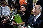 Архивное фото бывшего президента КР Аскара Акаева
