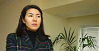 Бермет Акаева, дочь бывшего президента Кыргызстана Аскара Акаева