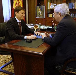 Исаков Кулматовду эмне үчүн бажы кызматынын башчылыгына дайындаганын айтты