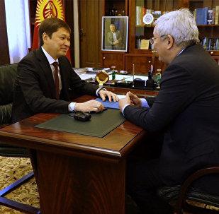 Кулматов возвращается на таможню — как Исаков представил нового главу ГТС