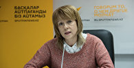 Заведующая организационно-методическим отделом Республиканского центра профилактики и борьбы со СПИДом Казахстана Наталья Калинич