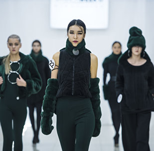 Мода в Бишкеке. Архивное фото