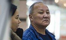Бывший мэр города Бишкек Нариман Тюлеев. Архивное фото