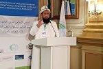 Кыргызстандын муфтий Максатбек ажы Токтомушев Хельсинки шаарына келди