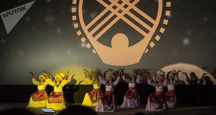 Торжественное открытие VII Международного кинофестиваля Кыргызстан — страна короткометражных фильмов в Бишкеке