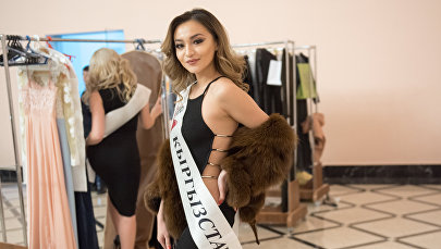 Международный конкурс красоты Топ-Модель СНГ состоялся в Ереване