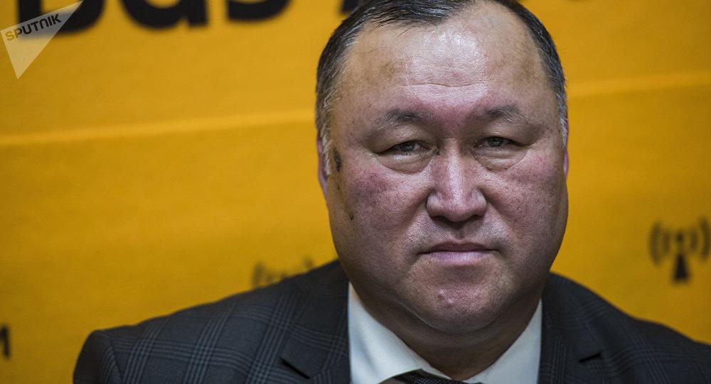 Мамлекеттик ипотекалык компаниянын башчысы Бактыбек Шамкеев